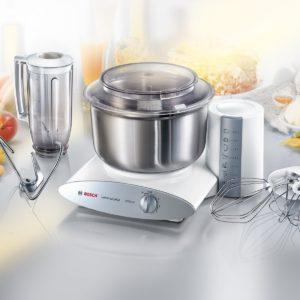 Bosch MUM 6 - Bosch Küchenmaschinen Test